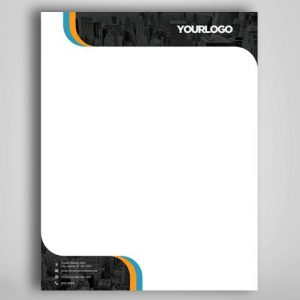 Letterpad Designing