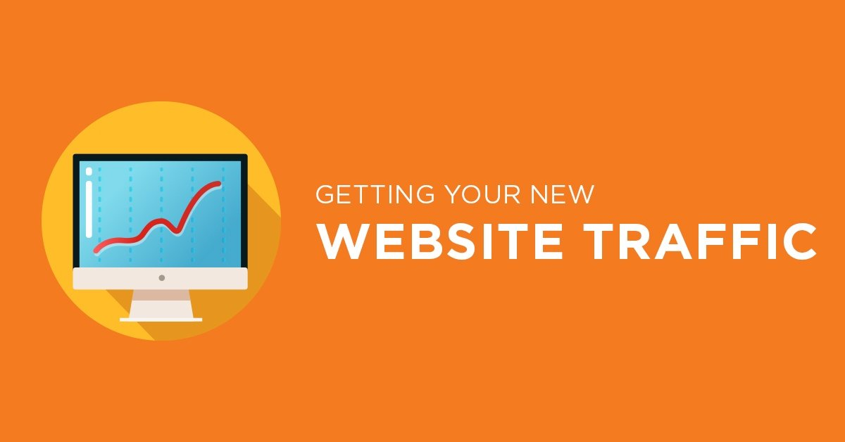 8 tips to drive traffic for your brand new site