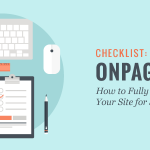 13 Quarantine checklist for your On-page SEO!