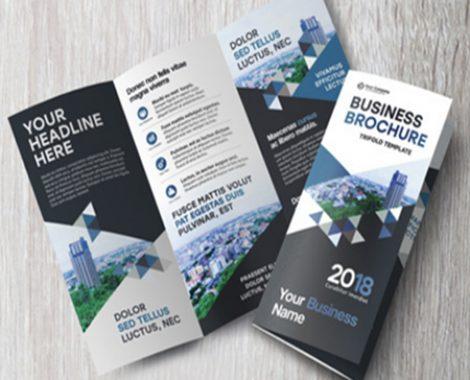 Brochure Card Stock